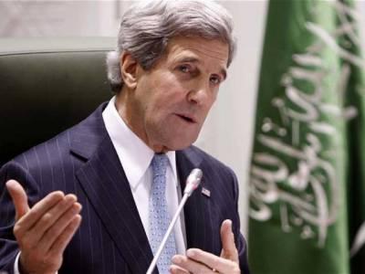 امریکی وزیرخارجہ جان کیری نے ایران کو دھمکی دیتے ہوئے کہا ہے کہ جوہری پروگرام سے متعلق تہران کے پاس اب وقت بہت کم ہے۔