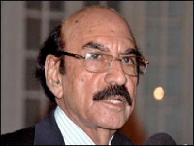 وزیراعلیٰ سندھ سید قائم علی شاہ نے صوبائی اسمبلی میں اپوزیشن لیڈرسمیت،پارلیمانی لیڈروں کوٹیلی فون کیا اورصوبے کے نگران وزیراعلیٰ کے نام کے متعلق بات چیت کی گئی۔