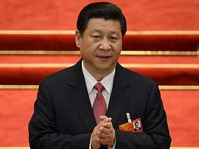 چین کی پارلیمنٹ نے ژی جن پنگ کو ملک کا نیا صدر منتخب کر لیا.