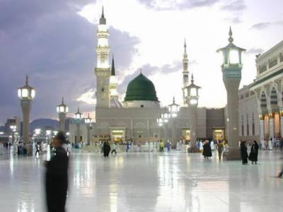 تنظیم آئمہ مساجد و مجلس علماء پاکستان کی جانب سے مدرس مسجد نبوی الشیخ قاری محمد بشیر احمد کے اعزاز میں لاہور میں استقبالیہ دیاگیا۔