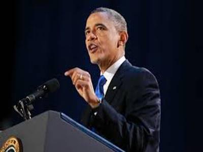 ایرانکو جوہری ہتھیار بنانےسےروکنےکی صلاحیت رکھتےہیں:امریکی صدر