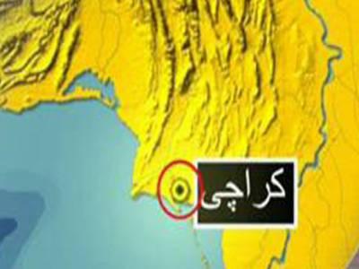 کراچی کےعلاقے نصرت بھٹو کالونی میں شوہر نے نشے کیلئے پیسے نہ دینے پر بیوی اور تین بچوں پر تیزاب پھینک دیا۔