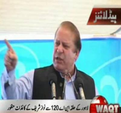 Waqt News Headlines 06:00 PM 07 April 2013
