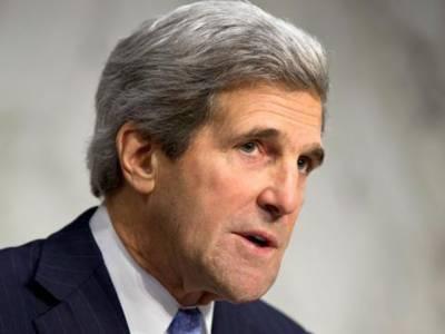 امریکی وزیرخارجہ جان کیری شام کی صورت حال اور دیگرامورپربات چیت کےلیے ترکی پہنچ گئے.