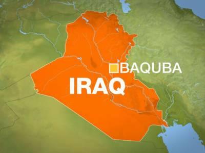 عراق میں ایک سیاسی جلسے پرگرنیڈ اورخود کش حملے کے نتیجے میں بائیس افراد ہلاک جبکہ ساٹھ زخمی ہوگئے۔