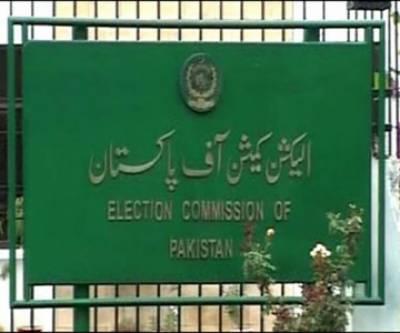 الیکشن کمیشن آف پاکستان نے سکروٹنی کا مرحلہ مکمل کرلیا، جلد ہی امیدواروں کی تفصیلات ویب سائیٹ پر جاری کردی جائیں گی.