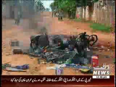 Myanmar :Buddhist Attack on Muslim Homes 30 May 2013
