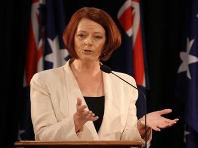 آسٹریلوی وزیراعظم اپنی ہی پارٹی سے اعتماد کا ووٹ حاصل نہ کر سکیں ۔جولیا گیلارڈ نے پارٹی کی جانب سے عدم اعتماد پر وزیراعظم کے عہدے سے استعفی دے دیا.