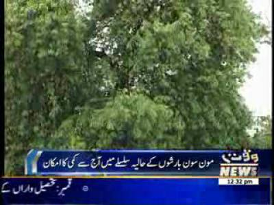 Weather News Package 11 July 2013
