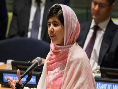 اقوام متحدہ کےسیکرٹری جنرل بانکی مون نے کہا ہے کہ ملالہ دنیا بھر کی ہیرو اور چیمپئن ہیں ، گورڈن براؤن کہتے ہیں بہادر ملالہ یوسف زئی کو روکنا شدت پسندوں کے بس کی بات نہیں.