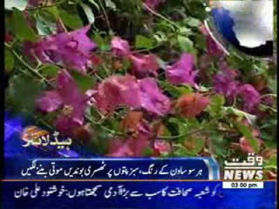 Waqtnews Headlines 03:00 PM 20 July 2013
