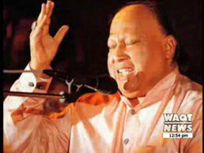Nusrat Fateh Ali Remembered on 16th Death Anniversary 16 August 2013
