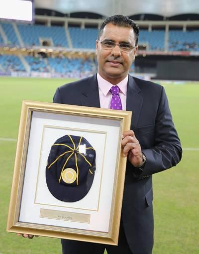 سابق کپتان وقار یونس کو آئی سی سی ہال آف فیم میں شامل کرلیا گیا، وہ یہ اعزاز حاصل کرنےوالے پانچویں پاکستانی ہیں۔