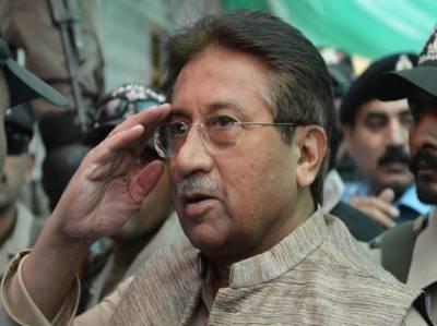 سابق صدر پرویزمشرف کےلیے غدار کالفظ استعمال نہ کرنےکےلیے خصوصی عدالت میں درخواست دائر کردی گئی.