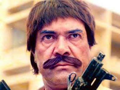 پاکستان فلم انڈسٹری کے لیجنڈ اداکار سلطان راہی کی آج اٹھارہویں برسی ہے ۔ فن کے سلطان کو انیس سو چھیانوے میں گوجرانوالہ میں نامعلوم افراد نے فائرنگ کرکے قتل کر دیا تھا ۔پنجابی فلموں کے بے تاج بادشاہ کی فلم مولا جٹ آج بھی پاکستان کی کامیاب ترین فلم مانی جاتی ہے.