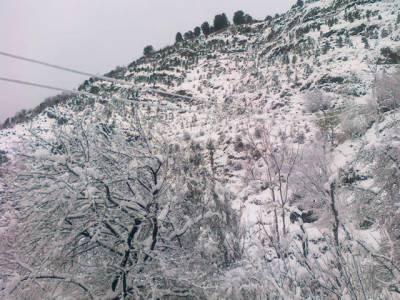 محکمہ موسمیات کے مطابق ملک بھر میں سردی کی شدید لہر بدستور برقرار ہے، آئندہ چوبیس گھنٹوں کے دوران بھی ملک بھر میں موسم خشک اور سرد رہے گا۔