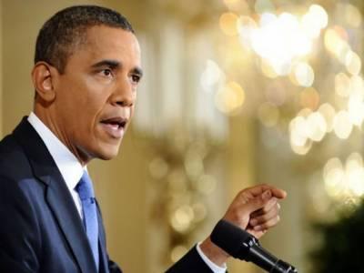 امریکی صدر براک اوبامہ کاکہناہےکہ ڈرون حملوں کی مخالفت بڑھی تو امریکا بھی محفوظ نہیں رہےگا،کانگریس ساتھ دے،تو دنیا بدل دیں گے.