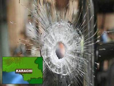 کراچی کے مختلف علاقوں میں ٹارگٹ کلنگ کے واقعات نے دو افراد کی جان لے لی۔۔