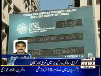 Karachi stock Exchange news Package 16 May 2014