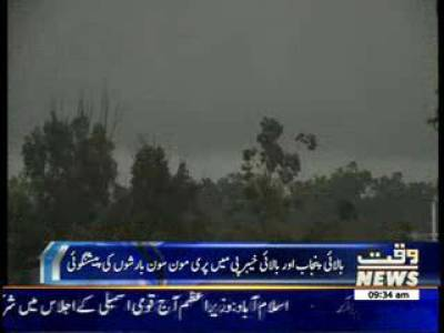 Weather News Package 16 June 2014