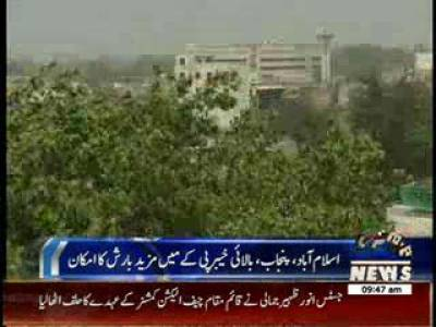 Weather News Package 03 July 2014