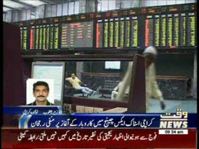 Karachi Stock Exchange News Package 08 July 2014