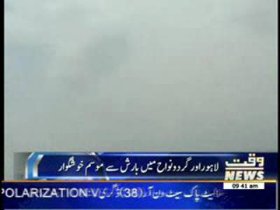 Pleasant Weather News Package 18 July 2014