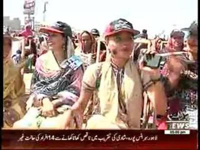 Waqtnews Headlines 05:00 PM 18 October 2014