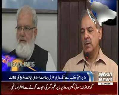 Waqtnews Headlines 11:00 AM 25 October 2014