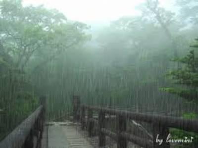محکمہ موسمیات کے مطابق ملک کےبیشتر علاقوں میں مطلع صاف ہے تاہم آئندہ چوبیس گھنٹوں کے دوران کئی مقامات پر بارش کا امکان ہے