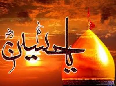 دنیا بھر میں نواسہ رسول حضرت امام حسین کی یاد میں مجالس برپا ہیں اور ماتمی جلوس بر آمد کئے جارہے ہیں۔ عراق کے شہر کربلا میں تیس لاکھ لوگ امام حسین کے روضہ پر حاضری کے لئے پہنچ گئے