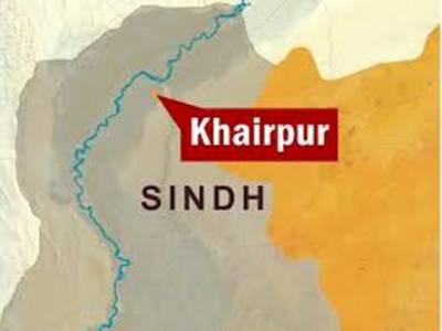 خیر پور کے قریب سوات سے کراچی جانے والی مسافر بس اور ٹرالر میں تصام ہو گیا۔ جس کے نتیجے میں اٹھاون مسافر جاں بحق اور متعدد زخمی ہوگئے