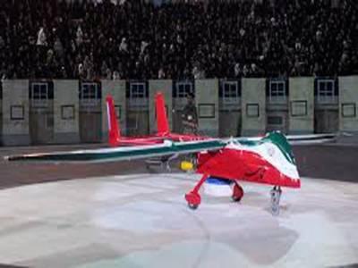 ایران نے امریکی ڈرون کی نقل تیار کر کے کامیاب تجربہ کیا ہے امریکی ڈرون دو ہزار گیارہ میں پکڑا گیا تھا