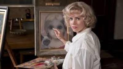 ہالی ووڈ فلم بگ آئیز کی کہانی ایک ایسی فنکارہ کے گرد گھومتی ہے جو بڑی بڑی آنکھوں والی پینٹنگز تخلیق کرنے کی صلاحیت رکھتی ہے،،، قانونی راستہ اختیار کرنا کانٹوں پر چلنے کے مترادف ہوتا ہے، کہانی کئی نشیب و فراز لیے ہوئے ہے۔