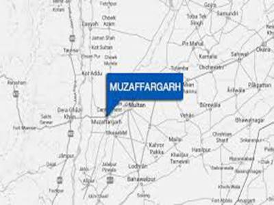 مظفرگڑھ میں محمود روڈپرلکی چوک کے قریب پولیس اوردہشتگردوں کے درمیان فائرنگ کے نتیجے میں 4دہشتبگرد ہلاک اورچارفرار ہوگئےملزمان کے قبضے سے خودکش جیکٹس،راکٹ لانچراوراسلحہ برآمد ہوا ہے