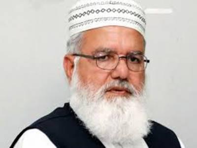 جماعت اسلامی کےسیکریٹری جنرل لیاقت بلوچ کا کہنا ہے کہ اگرسیاست اورجمہوریت پرغلط لوگ مسلط ہوجائیں تو ریاست کےنظام کا شیرازہ بکھر جاتا ہے۔