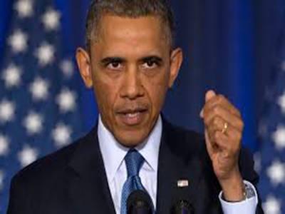 امریکی صدر باراک اوباما نے کہا ہے کہ وہ شدت پسند تنظیم داعش کوختم کر کے دم لیں گے، جو لوگ امریکی عوام کیلئے خطرے کا باعث ہیں انہیں کہیں بھی محفوظ ٹھکانے نہیں ملیں گے