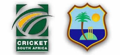 جنوبی افریقہ نے تیسرے ایک روزہ میچ میں ویسٹ انڈیز کو نو وکٹوں سے شکست دے کر پانچ میچوں کی سیرز میں تین صفر کی فیصلہ کن برتری حاصل کرلی