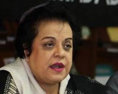 تحریک انصاف کی سیکرٹری اطلاعات شیریں مزاری کہتی ہیں حکومت پی ٹی آئی کی پیش کش قبول کرے اور میڈیا کے سامنے مذاکرات کرےاسحاق ڈار الزامات کی سیاست بند کریں اور دھاندلی کی تحقیقات عمل میں لائیں