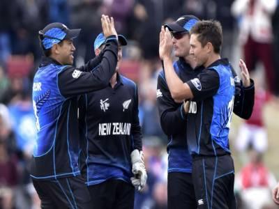 کرکٹ ورلڈ کپ کے پہلے میچ میں نیوزی لینڈ نے سری لنکا کو اٹھانوے رنز سے ہرا دیا