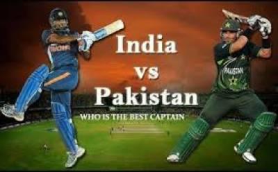 پوری قوم پاکستان اور بھارت کے درمیان ہونے والے میچ کےجیت کے لیے پر جوش اوردعاگو