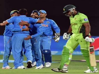 بھارت نے پہلے ہی میچ میں پاکستان کو شکست دے دی