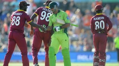آج ویسٹ انڈیز نے پاکستان کو آٹھویں مرتبہ شکست دی