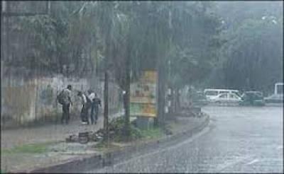 محکمہ موسمیات نے آئندہ ہفتے ملک میں مزید بارشوں کی پیشنگوئی کردی