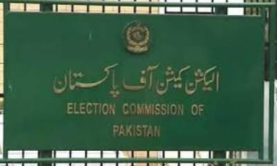 الیکشن کمیشن نے سینیٹ انتخابات میں حصہ لینےوالے سات امیدواوں کی اپیلوں پر سماعت کےبعد کاغذات نامزدگی منظور کرلی