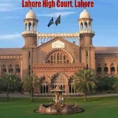 لاہورہائی کورٹ نےقرطبہ چوک سے لبرٹی چوک تک سگنل فری کوریڈورمنصوبےکو روکنےکاحکم دے دیا