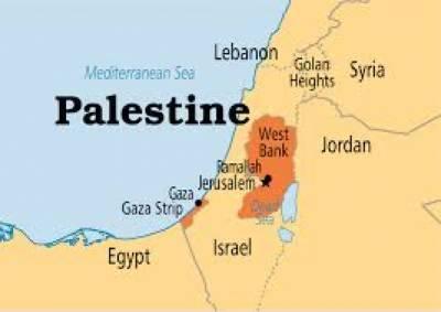 فلسطین کے علاقے میں یہودیو نے بہیمانہ طور پرایک مسجد کو آگ لگا دی