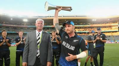 نیوزی لینڈ نے آسٹریلیا کی ایک نہ چلنے دی