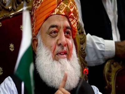 21 ترمیم کے زخم خوردہ ہیں مزید کسی قانون سازی کا حصہ نہیں بن سکتے: مولانا فضل الرحمان