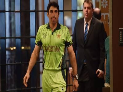پاکستان کا نام خراب کرنے والے وطن سے مخلص نہیں : مصباح الحق
